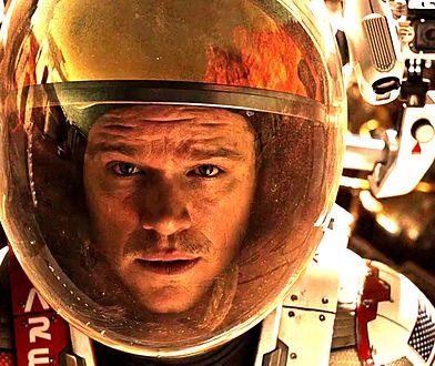 ''Marsjanin'': kosmiczny surwiwal [RECENZJA BLU-RAY]