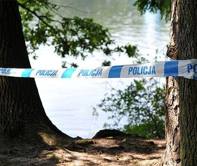Domecko. Ciało 73-latka odnaleziono w potoku