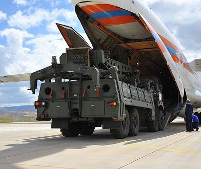 Rosyjskie rakiety S-400 już dotarły do Ankary