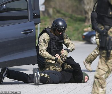 W związku z akcją zatrzymano 11 osób