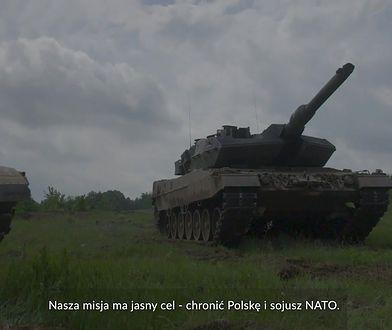 Amerykański żołnierz: Jestem dumny, że mogę służyć Polsce