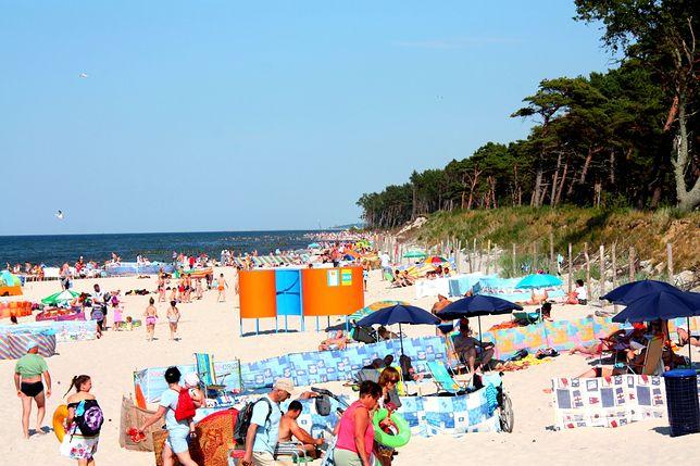 Bałtyk. Prognoza pogody na weekend nad morzem dla Helu, Mielna, Ustki i Świnoujścia. Sprawdź, jaka będzie pogoda w najbliższych dniach
