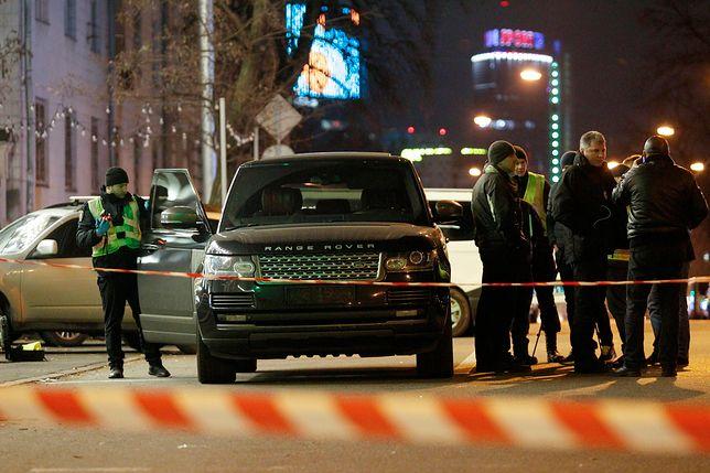 Kijów. Nie żyje 3-letni syn radnego. Auto zostało ostrzelane
