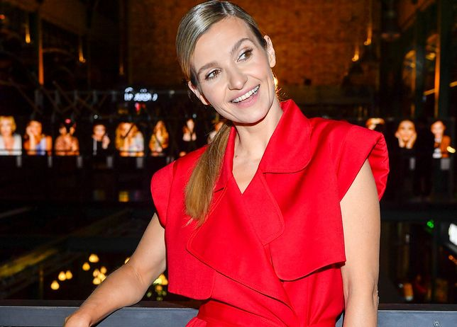 Joanna Koroniewska dementuje plotki. To nie dlatego zrezygnowała z dużych pieniędzy