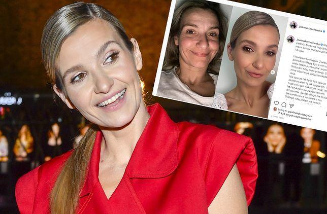 Joanna Koroniewska odpowiedziała na wpis Agnieszki Kaczorowskiej, który wywołał aferę w sieci