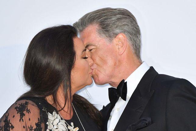 Keely Smith, żona Pierce'a Brosnana ma 57 lat