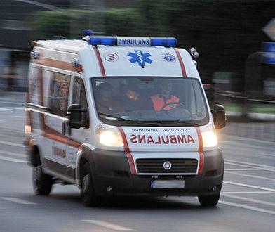 Tragiczny wypadek samochodowy w Czułczycach; trzy osoby nie żyją