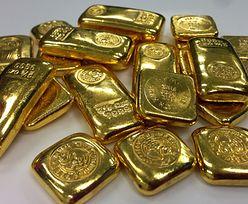Gorączka złota w Polsce! Sztabki dostają nawet dzieci