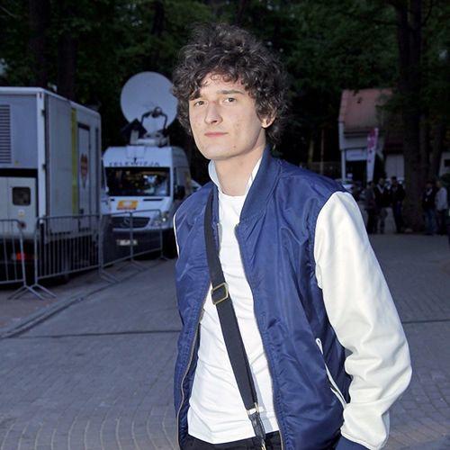 Dawid Podsiadło ujawnił okładkę drugiej płyty