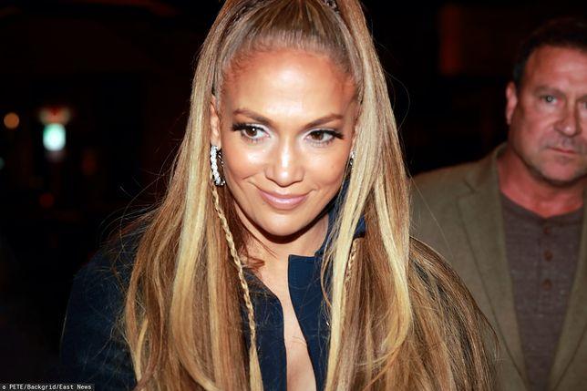 Jennifer Lopez przeszła metamorfozę. Paparazzi zrobili zdjęcia