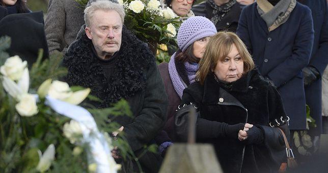 Daniel Olbrychski w tragicznych okolicznościach stracił wnuka.