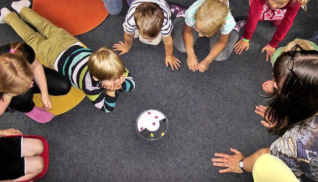 Koronawirus w przedszkolu w Pleszewie (zdjęcie ilustracyjne)