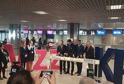 Lotnisko w Krakowie ma się czym chwalić. Pierwsze w Polsce samoobsługowe stanowiska nadawania bagażu