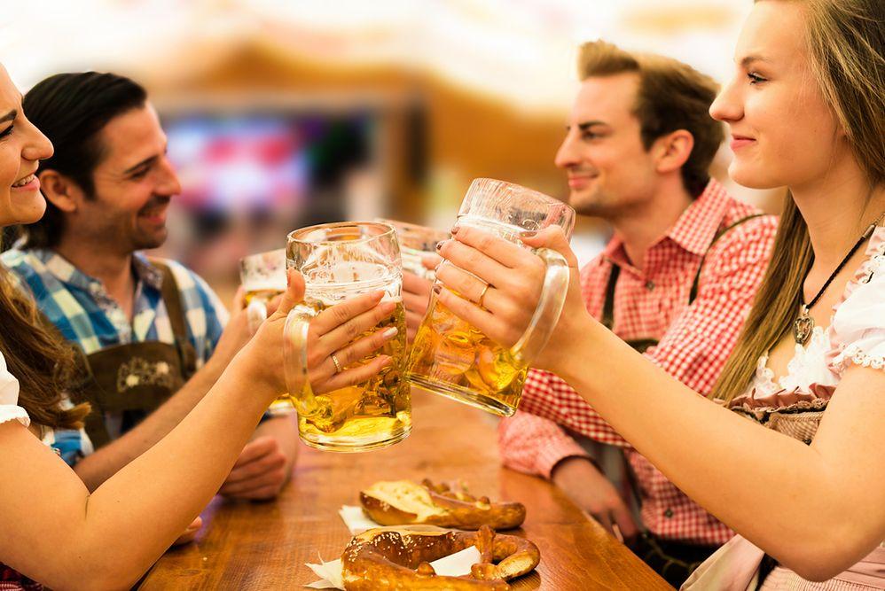 Bawaria. Największe święto piwa