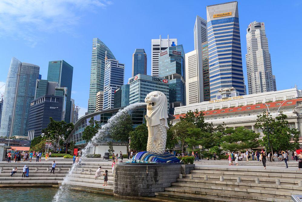 """Mały, wielki kraj. Oto Singapur, nazywany """"azjatyckim tygrysem"""""""