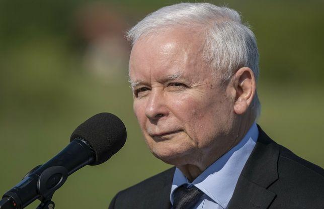 Jarosław Kaczyński do antyszczepionkowców: To propaganda KGB