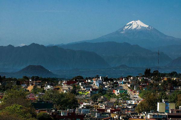 Znaleziono dwa ciała na zboczu meksykańskiego wulkanu