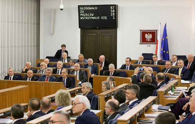 Senat za nowelizacją ustawy o Trybunale Konstytucyjnym autorstwa PiS