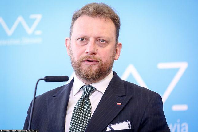 Koronawirus w Polsce. Łukasz Szumowski nie wyklucza pomocy studentów medycyny, jeszcze bez kwalifikacji