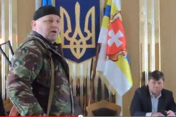 Lider Prawego Sektora na zachodniej Ukrainie został zabity