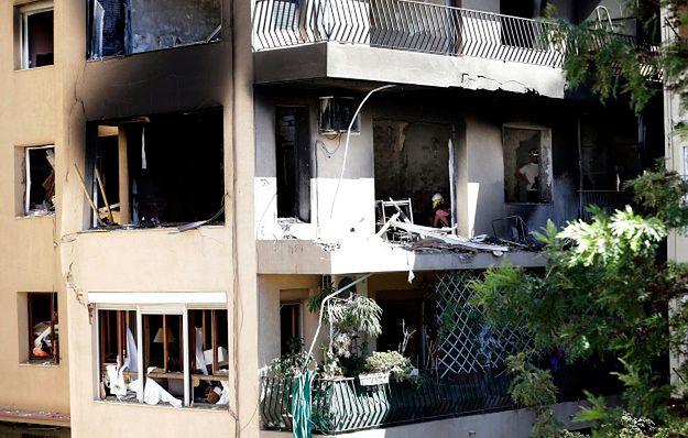 Do wybuchu doszło w siedmiopiętrowym budynku