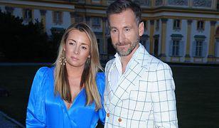 Piotr Kraśko z żoną Karoliną Ferenstein stoją przed dylematem, czy na stałe przeprowadzić się na Mazury