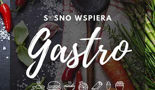 "Akcja ""Sosno wspiera Gastro"""