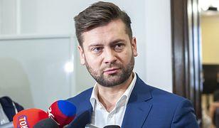 Aborcja. Kamil Bortniczuk przekroczył granicę. Wulgarny wpis