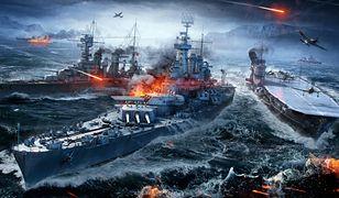 """Nowości w """"World of Warships"""". Nowe lotniskowce i łodzie podwodne"""