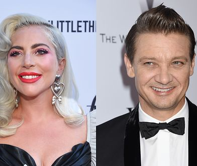 Czy Lady Gaga i aktor Jeremy Renner są parą?