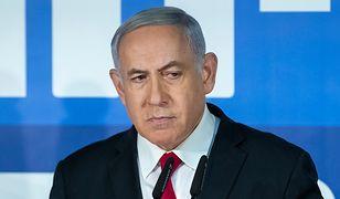 Premier Izraela Beniamin Netanjahu odrzuca oskarżenia o korupcję