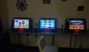 Gliwice. Policjanci zarekwirowali cztery automaty do gier hazardowych.