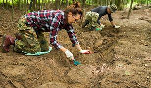 Monumentalny grobowiec sprzed blisko 6 tys. lat badają archeolodzy z Uniwersytetu Szczecińskiego