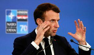 Rosyjski wywiad wykradł dane sztabu Emmanuela Macrona
