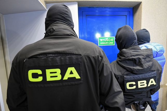 CBA. Straty liczone w milionach - zatrzymania w Dolnośląskiem