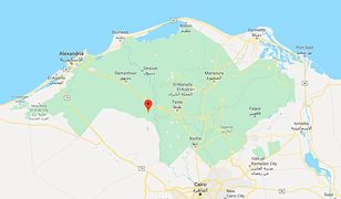 Do groźnego wypadku doszło na północnej części Egiptu