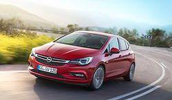 Nowy Opel Astra w polskich salonach od początku listopada