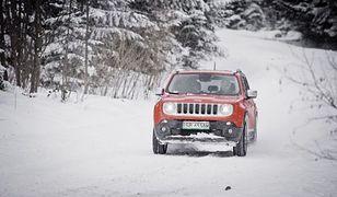 "Jeep Renegade z nagrodą ""Top Gear"""