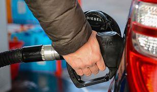 Olej napędowy droższy od benzyny to rzadkość. Takiej różnicy, jaką mamy teraz, nie było od bardzo dawna