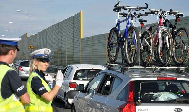 Wakacje na drogach bezpieczniejsze niż przed rokiem