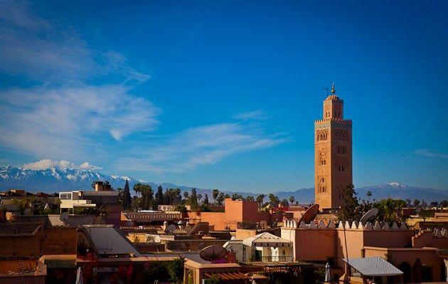 Marrakesz - najlepsza wizytówka Maroka