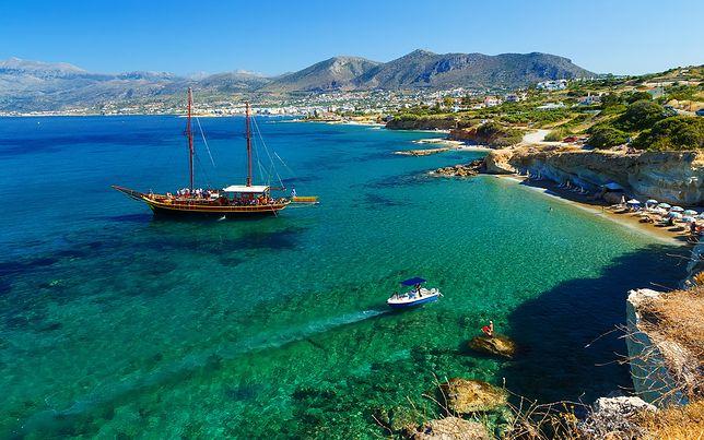Kreta to najpopularniejsza wyspa w basenie Morza Śródziemnego