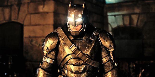 """Ben Affleck w filmie """"Batman v Superman: Świt sprawiedliwości"""""""