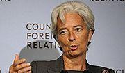Przeszukanie w domu szefowej MFW w związku z tzw. aferą Tapie