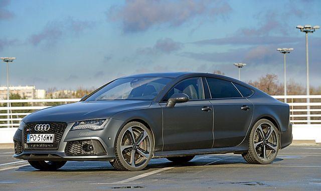 Audi RS7 4,0 TFSI Bi-Turbo: uliczny wojownik