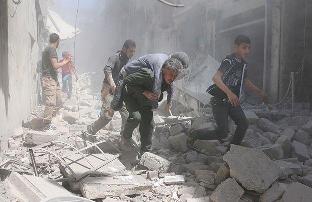 Syria. Użyto gazu bojowego? 35 osób poszkodowanych