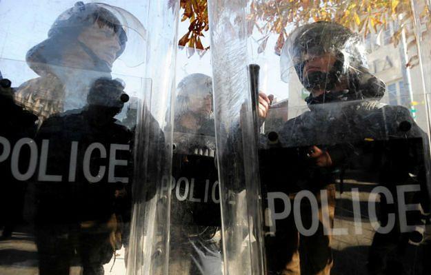 Kosowo: opozycyjny poseł rozpylił gaz łzawiący w parlamencie