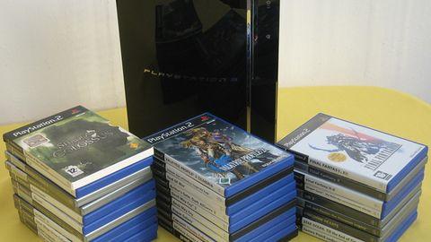 Sony patentuje emulację PS2 na PS3