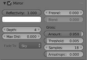 Srebro - Mirror