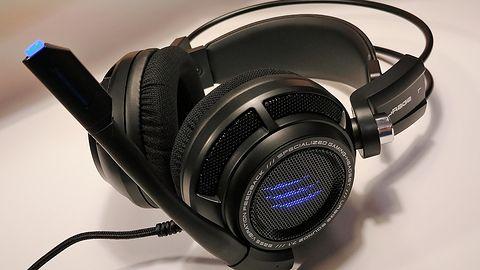 uRage SoundZ 7.1 – test wibrujących słuchawek z mikrofonem dla graczy